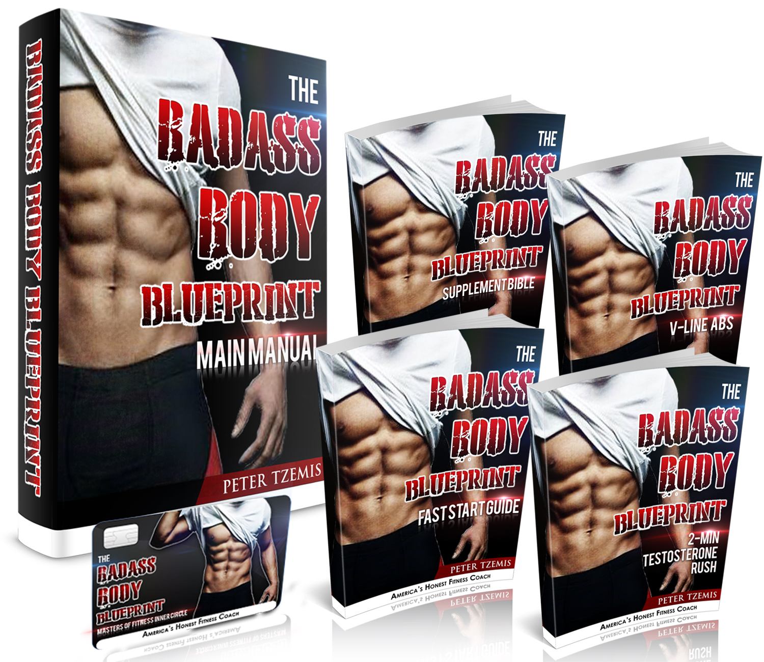 Badass body blueprint the badass body blueprint malvernweather